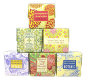 Bundle of 6 Greenwich Bay Trading Co. Soaps - 60ml Soaps in The Following Scents