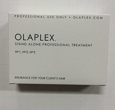 (1 Kit) Olaplex Stylist Stand Alone Single Use Treatment Kit- Step 1, 2 & 3 - Full Kit