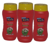 3-pack Breck Kids 2 in 1 Shampoo Plus Conditioner, 350ml Ea.