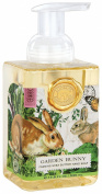 Michel Design Works Foaming Hand Soap, 530ml, Garden Bunny