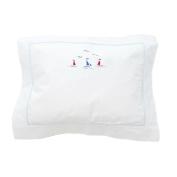 Boudoir Pillowcase - Sailing Away