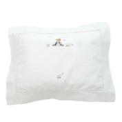 Boudoir Pillowcase - Teddy Bear Pink