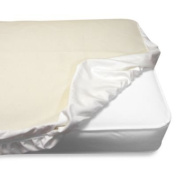 Naturepedic Waterproof Fitted Crib Pad Cover