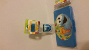 Sesame Street Cookie Monster Wipe Case and Bottle