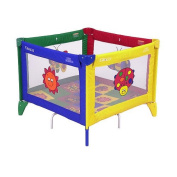 Graco Convinient Pack 'n Play - Bugs Quilt Totblock