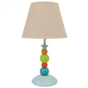 Nurture Imagination Baby Nursery Lamp Base and Shade, My 123's