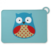 Skip Hop Zoo Fold and Go Placemat, Owl