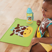 Skip Hop Zoo Fold and Go Placemat, Giraffe