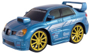 Motormax Funky Ryder Subaru Impreza with Electronic Light and Sound