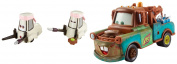 Disney Pixar CARS Tokyo Party - Mater with Allinol Cans and Edamame Tsashimi & Daisu Tsashimi