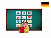 Bildkarten Formen und Shapes für den Sprachunterricht - Spielerisch Sprachen lernen