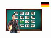 Bildkarten Unterrichtsfächer in der Schule für den Sprachunterricht - Spielerisch Sprachen lernen