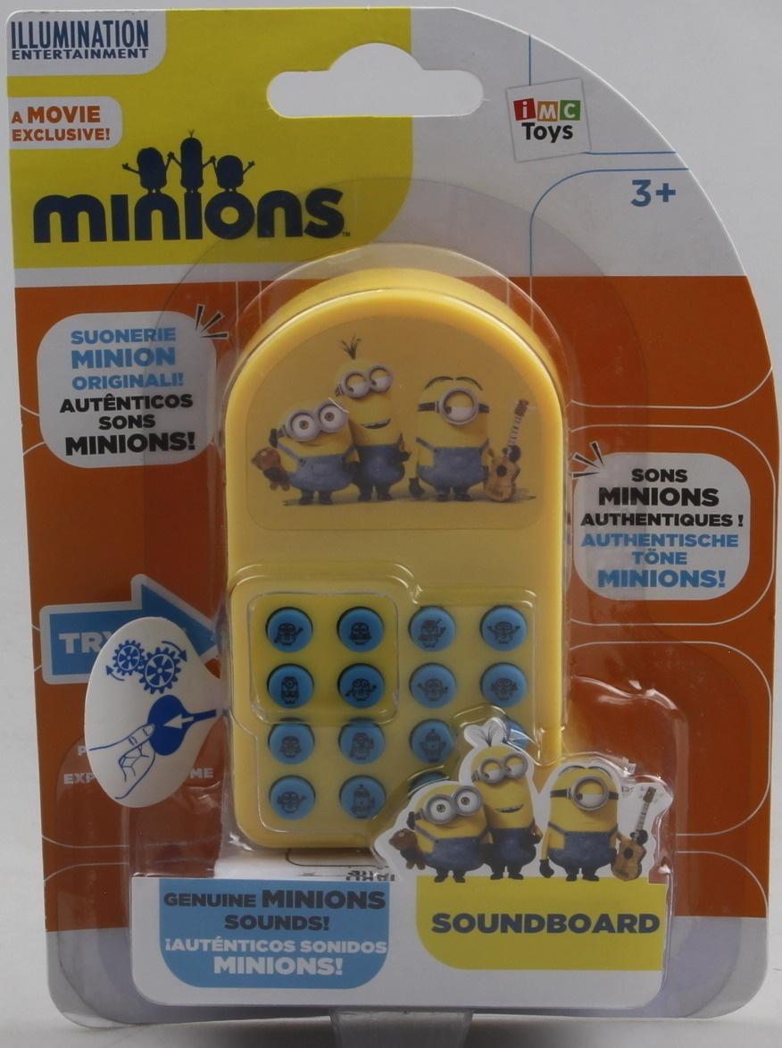 IMC Minions Soundboard