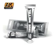 AK Interactive - True Metal Paints - Aluminium -