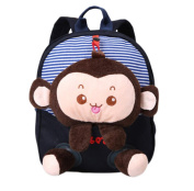 Scheppend Detachable Doll Backpack for 1-3 Year Old Baby Girls Boys