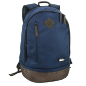 Kubo Dual Colour Blue/Brown Laptop Backpack