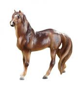 Breyer Liver Chestnut Mustang Toy