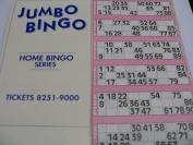 Book of 600 Bingo Tickets + FREE Scratch Card
