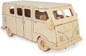 Camper Van - QUAY Woodcraft Construction Kit FSC