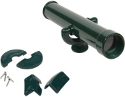 Kids Telescope For Children's Climbing Frames or Tree Houses - Dark Green.