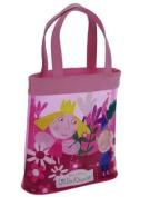 Ben and Holly - Pink Handbag and Purse - Gift Set