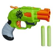 Nerf Zombie Strike Doublestrike Blaster by Nerf