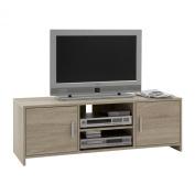 FMD Tv/ Hifi-Unit Poldi, 134 x 44.5 x 46.5 cm, Canadian