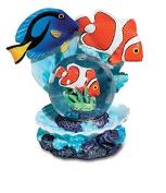 Novelty Snow Globe Tropical Clown Fish Ornament