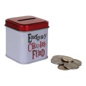 Bright Side Money Tin - Emergency Chocolate Fund