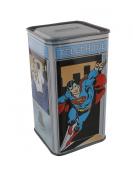 Superman (Clark Kent Phone Box images) tall Money Box