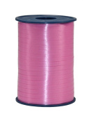 Ribbon Spool curling Pink 5mm x 500m