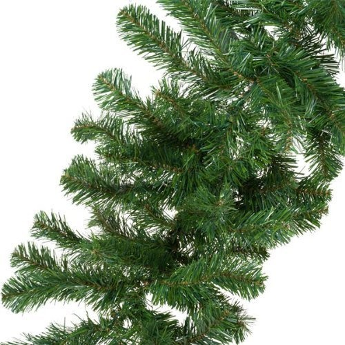 Christmas Decoration A 2 7m Undecorated Xmas Green Pine Garland