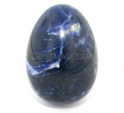 Sodalite Crystal Egg