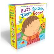 Buzz, Splash, Zoom, Roar!