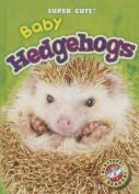 Baby Hedgehogs (Blastoff Readers