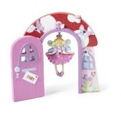 Fairy Magical 'Opening' Door - Bedroom Wall, Door, Skirting Board Ornament - Lucy Locket