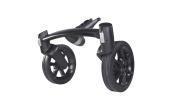 Quinny Moodd Front Wheel Unit (Black)\
