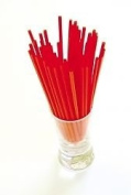 Finishes Touches Party Store 50 X Red Sip Stir Straws Perfect For Cocktails