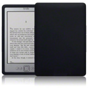 Amazon Kindle eReader Wi-Fi 15cm E Ink Display Silicone Skin Case / Cover / Shell - Black