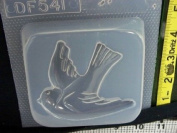 Bird reusable plastic mould 541