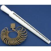 Ring Sizer Stick Measure US Euro Size Finger Gauge 1-13