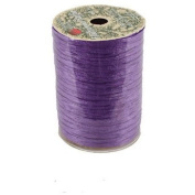 Purple Raffia 18m Spool