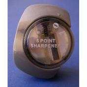 5 Point Sharpener for Pencils
