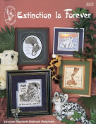 Pegasus Originals Extinction is Forever Counted Cross Stitch Leaflet