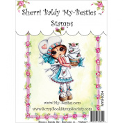 My-Besties MYB54 Clear Stamp, Cakes, 10cm x 15cm