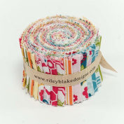 Fine and Dandy Jelly Roll (RP-4360-18) by Lori Whitlock for Riley Blake