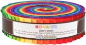 Studio RK Kona Cotton Solids Classic Skinny Strips Robert Kaufman Fabrics SS-105-41