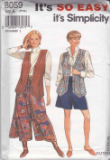 It's So Easy Simplicity Pattern 8059 Size A