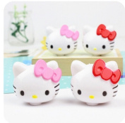 Hello Kitty Pencil Sharpener Set of 4