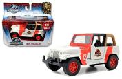 Jeep Wrangler Jurassic World Park Movie 1/43 by Jada 97074